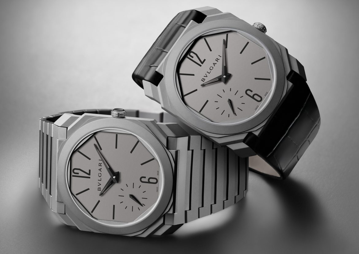 3ff9f9fd5ee Bulgari Octo Finissimo Automatic  The watch that set a new record ...