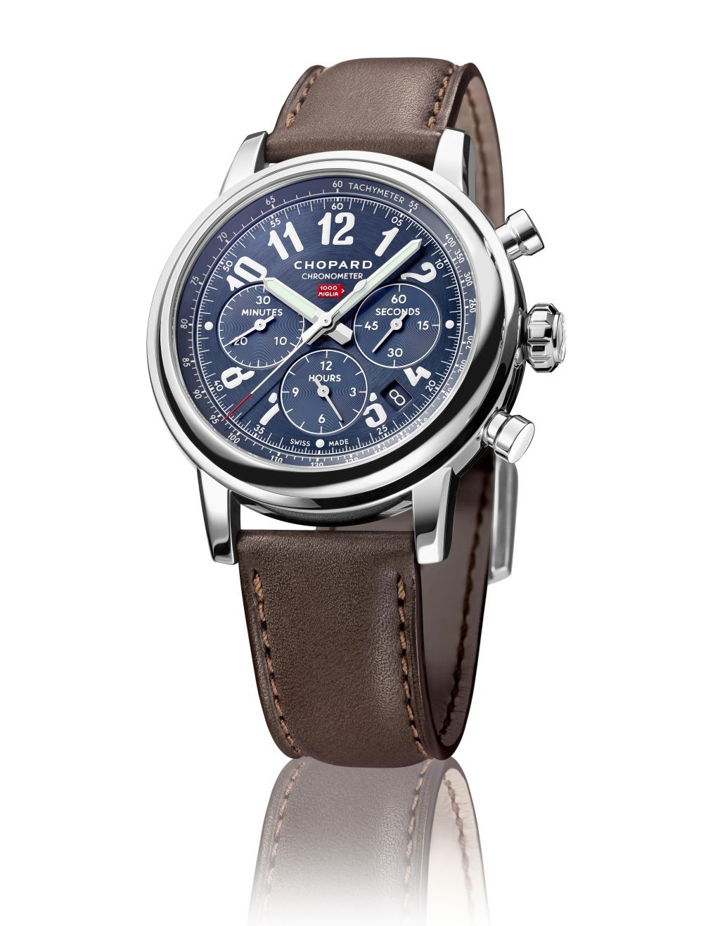 chopard mille miglia classic chronograph setting the pace. Black Bedroom Furniture Sets. Home Design Ideas