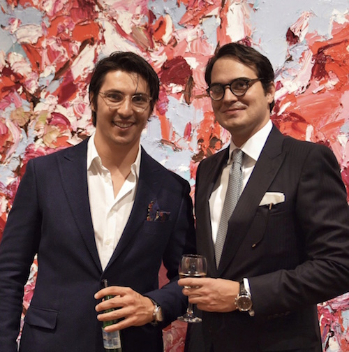 Scent Of Painting By Alesandro Ljubicic Hours And Minutes Australia S First Of Its Kind Leading Online And Print Watch Magazine Tabloid