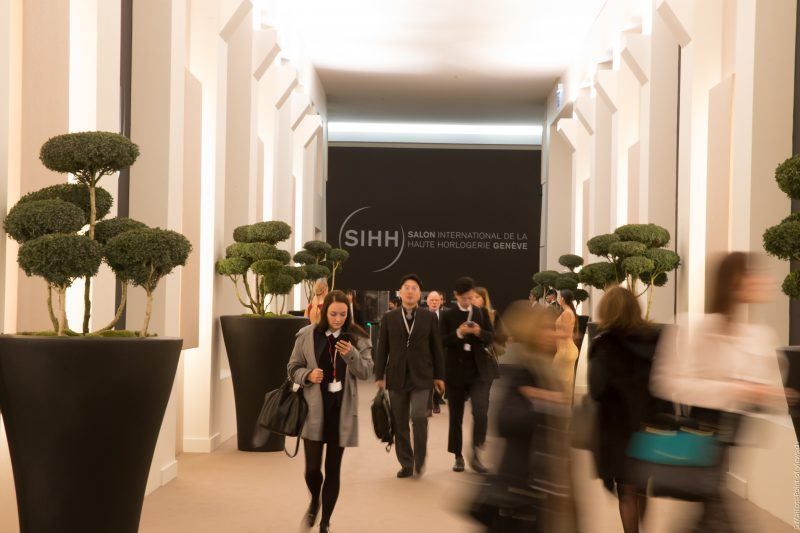 Next Year At The SIHH 2018 (January 15th To 19th 2018), Important New  Developments Will Continue To Be Part Of The 28th Edition. Weu0027re All  Looking Forward ...