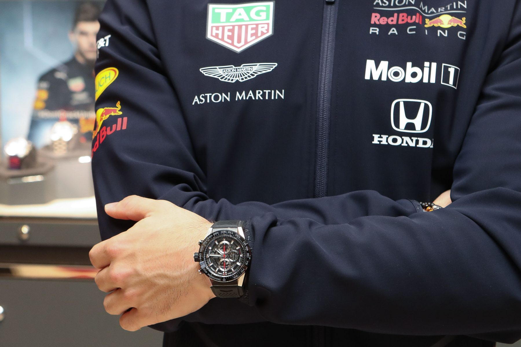 Tag Heuer Announces A Three Year Extension To Its Partnership With Aston Martin Red Bull Racing Hours And Minutes Australia S First Of Its Kind Leading Online And Print Watch Magazine Tabloid