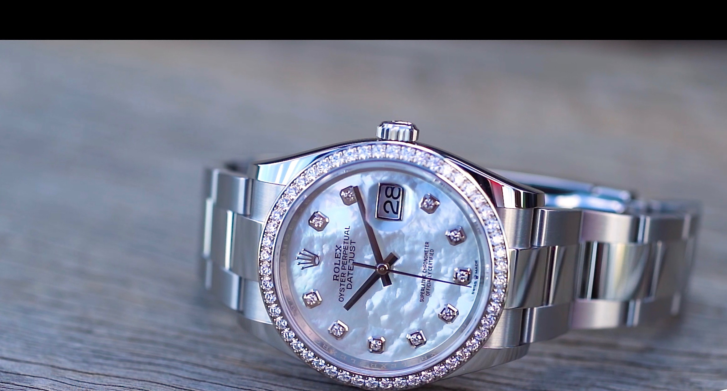 VIDEO 4 incredibly alluring Rolex Watches for Women , Hours